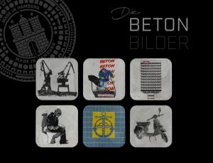 Bilder aus Beton / BETONBILDER