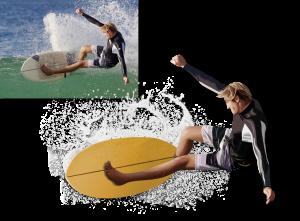 "EBV / Elektronische Bildbearbeitung ""SURFER"" Australien"