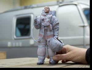 """3D-Figur """"ASTRONAUT"""""""