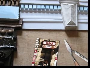 "3D-Kunst HAPTOGRAFIE ""HAMBURGER BERG"" (2005)"