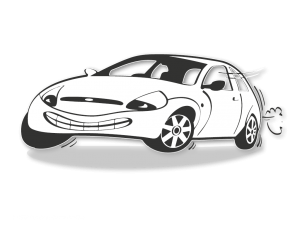 "Illustration ""FORD KA"""