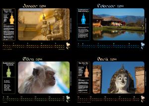 Kalender THAILAND
