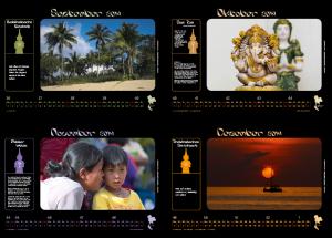Layout Kalender THAILAND