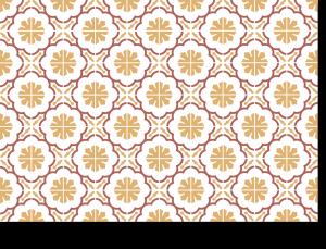 Gestaltung / Vektorisierung Fliesenaufkleber AZULEJOS V