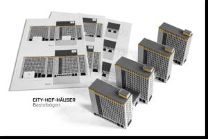 City-Hof-Häuser
